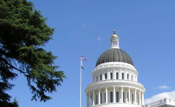California Capital Building